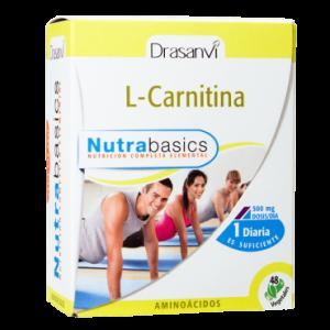 L-Carnitina 48 Capsulas...