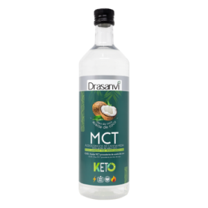 Aceite Mct Coco 1000Ml Keto...