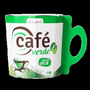 Cafe Verde 60 Comprimidos...