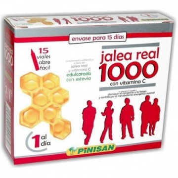 Jalea Real 1.000 15 Viales...