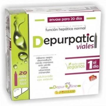 Depurpatic 20 Viales Pinisan