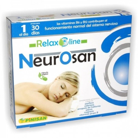 Neurosan 30 Cápsulas Pinisan