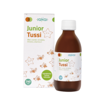 Junior Tussi 240 Ml Frasco...