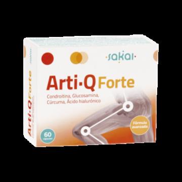 Arti-Q Forte 60 Cápsulas Sakai