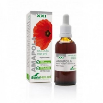 Extracto Amapola XXI 50 ml...