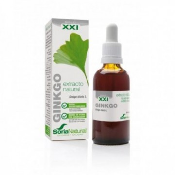 Extracto Ginkgo XXI 50 ml...