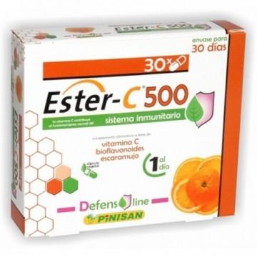 Ester C 500 30 Cápsulas...