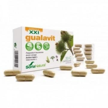 Gualavit 30-C 690 mg 30...