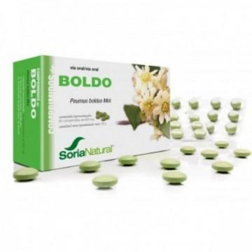 Boldo 600 mg 60 Comprimidos...