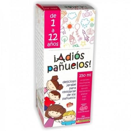Aidós Pañuelos Jarabe 250...