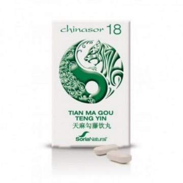 Chinasor 18 Tian Ma Gou...