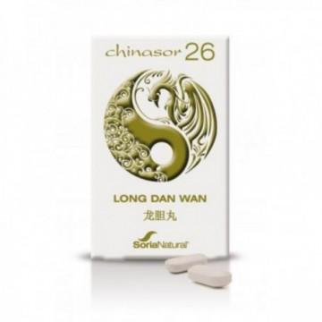 Chinasor 26 Long Dan Wan...
