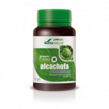 Green Vit+min 10 Alcachofa...