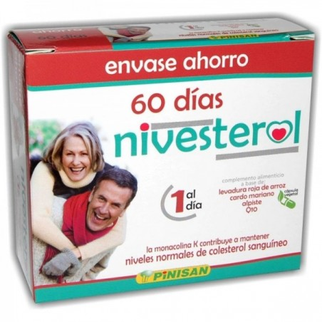 Nivesterol 60 Cápsulas Pinisan