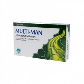 Jalea Multi Man 20 Viales...