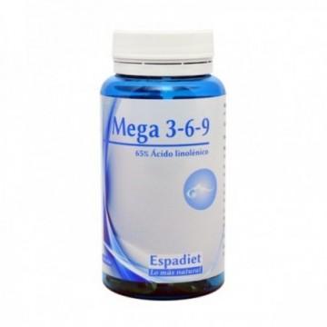 Mega 3-6-9 50 Perlas Espadiet