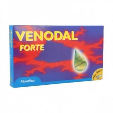 Venodal Forte 10 Viales...