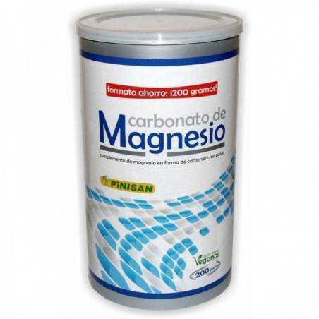 Carbonato De Magnesio 200...