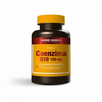 Co-Enzima Q10 120 mg 60...