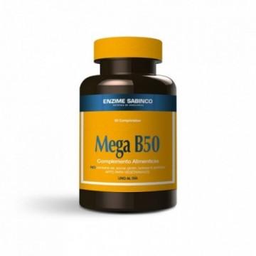 Mega B50 50 comprimidos...