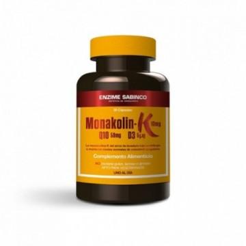 Monakolin K+Q10+D3 30...