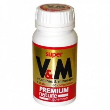 Super V & M 60 Cápsulas...