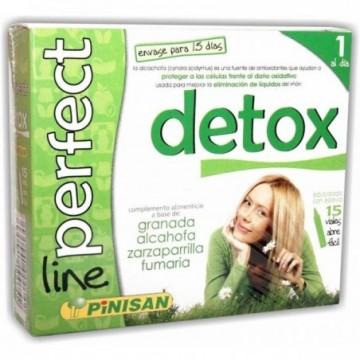 Detox 15 Viales Pinisan