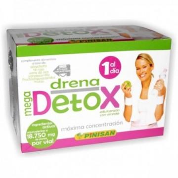Drena Detox 6 Viales Pinisan