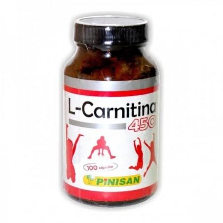 L-Carnitina 450 Mg 100...