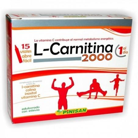 L-Carnitina 2.000 Mg 15...